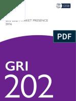 Gri 202 Market Presence 2016