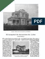 El Hospital de Dementes de Cuba articulo 11 diciembre 1904 revista Cuba_y_América PDF