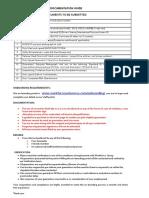 Documentation Guide
