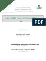 Plano de Ação 2017