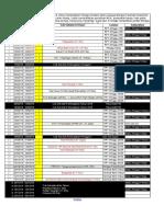 Kalendar Akademik - Sklb 2018