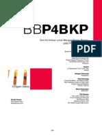 Test Kit Antirax Untuk Menguji Residu Boraks