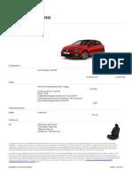 Angebot VW Der Neue Polo 9 Jänner 2018