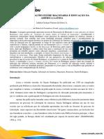Anais IV Conedu, Artigo
