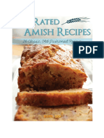 Top Rated Amish Recipes - 26 Classic Old-Fashioned Recipes