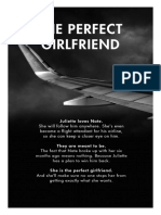 The Perfect Girlfriend Chapter 3