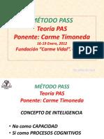 Teoría Pass Timoneda