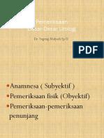 116686463 Pemeriksaan Dasar Dasar Urologi 1