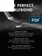The Perfect Girlfriend Prologue to Chapter 4