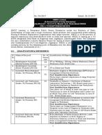NMDC Recruitment 2018