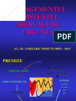 Managementul asistentei medicale de urgenta