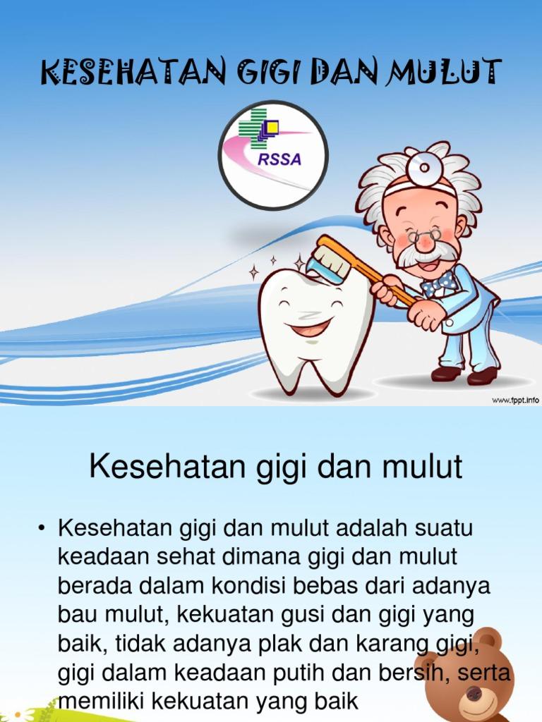 273901487 Penyuluhan Kesehatan Gigi Dan Mulut