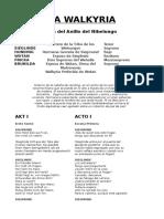 Act 1. Die Walküre - Wagner