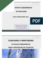 Unidade3 Coaching Mentoring Chiavenato