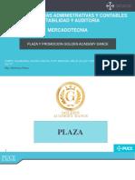 Plaza y Promocion