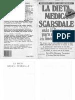 La dieta medica Scardale