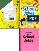 The Usborne Book of School Jokes - Howell L