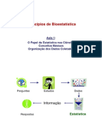 Principios de Bioestatistica - Aula01