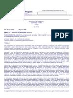 90.FT. Salvatierra v. Garlitos, 103 Phil. 757 (1958)