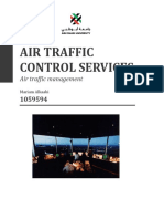 Air Traffic Control Services