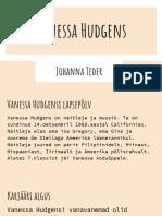 vanessa hudgens-my favourite actress