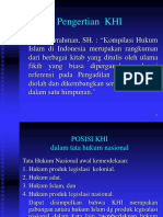 Fh Kuliah Kompilasi Hukum Islam1