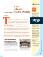 Sound in Architectural Design