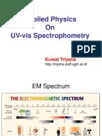 Applied Physics on Spectroscopy.pdf