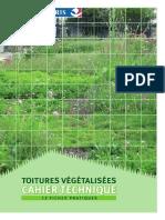 00 Fiches Techniques Toitures Vegetalisées