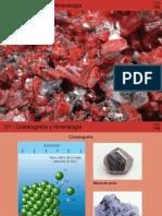 Unidad 1 Cristalografía y Mineralogía
