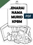 Muka Dpan Kpbm - Fail Guru