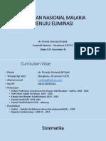 Kebijakan malaria_Perdhaki 201117.ppt