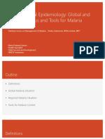 Malaria Global Epidemiology Timika Training 20 Nov 2017.pptx