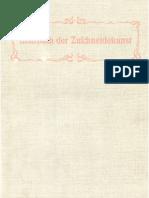 Lehrbuch der Zuschneidekunst