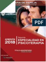 Pareja - Lima 2018