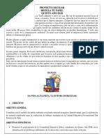 Proyecto Escola 5bg