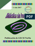 Didáctica Sin fronteras 2017