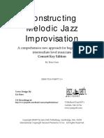 construyendo la improvisación