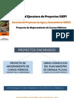 GPAS - Proyecto Cursos Hídricos