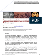 1a Parte - Arte Rupestre Aproximación Al Estudio Iconográfico de Las Manifestaciones Rupestres en El Municipio de Támesis, Antioquia