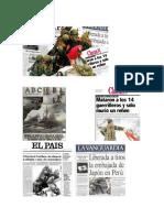Operacion Chavin de Huantar - Prensa Sociedad