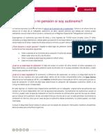 Cálculo Pensión Autónomo