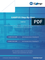 GAMP 5 Step-By-Step