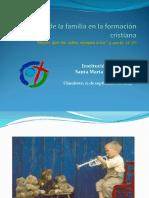 Rol de La Familia en La Formación Cristiana