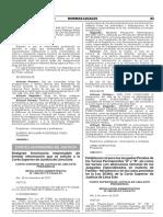 Res. Adm. N° 08-2018-P-CSJLE-PJ
