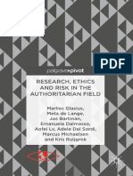 ERC - Research, Ethics and Risk in the Authoritarian Field
