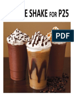 Frappe Shake for p25