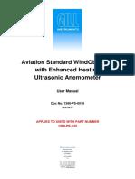 1390-PS-0019 Aviation Standard WindObserver Manual Issue 6