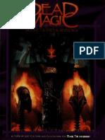 WOD - Mage - The Ascension - Dead Magic II
