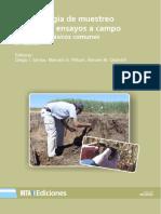 Inta Metodología de Muestreo de Suelo y Ensayos a Campo